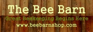 Bee Barn Logo